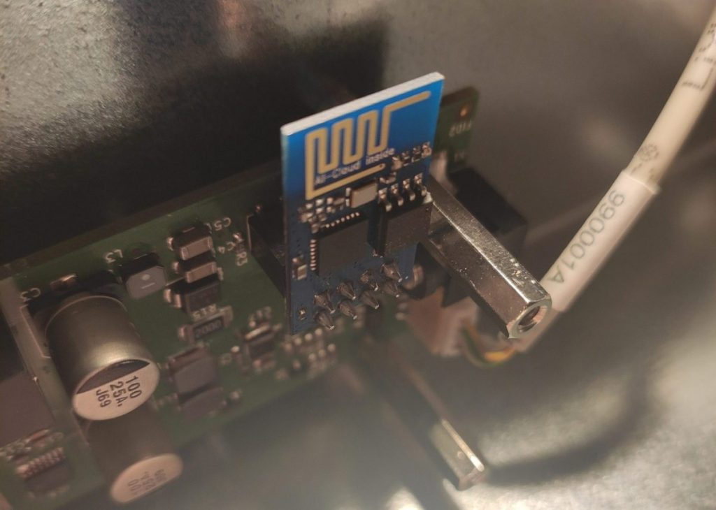 Smart Home Saugroboter ROBiBOX